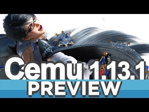 Cemu 1,13,1 (Wii U Emulator) | Improvements Preview