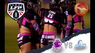 LFP-Jornada 1 Potras (CD Obregón) VS Evil Queens (Culiacán)