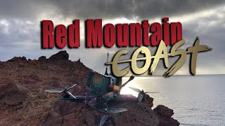 Red Mountain & Sea - FPV TENERIFE