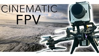 Learning to Fly a CINELIFT Drone for Professional Cinematic Shots