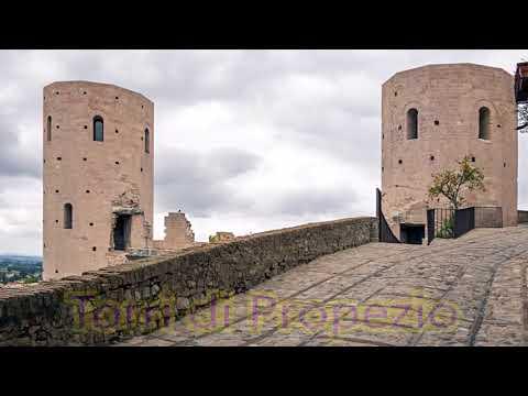 Viaggio in Umbria - Il cuore verde d'Italia 1^ parte