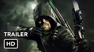 "Сериал ""Стрела"", Arrow Season 8 Comic-Con Trailer (HD) Final Season"