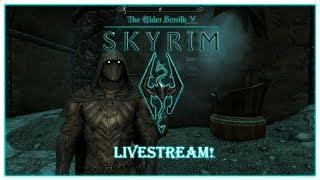 Steve plays Skyrim! (Shall we finally defeat Mercer?)
