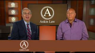 Steve Wilkos Appears in Ankin Law Commercial