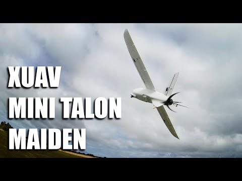 xuav-mini-talon-maiden