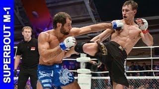 Mairbek Taisumov vs. Artiom  Damkovsky 2, Маирбек Тайсумов vs. Артем Дамковский 2,  M-1 Challenge 44