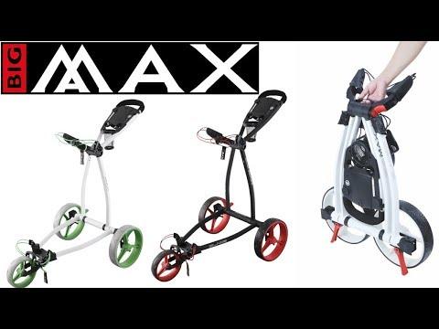 Golf Spotlight 2018 - Big Max Blade IP Cart
