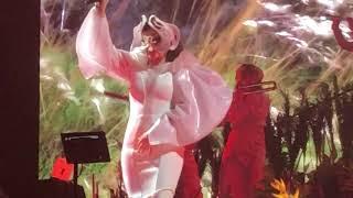 Björk - Isobel (Utopia tour London)