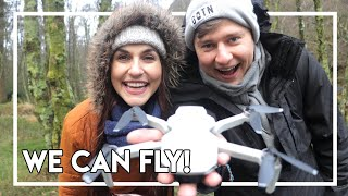 Mavic Mini: Our First-Ever Drone Ft. Traveling To Dublin, Ireland