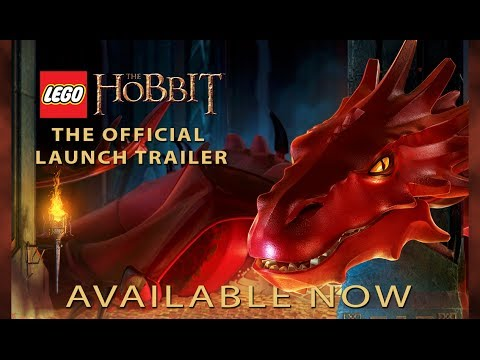 Trailer de LEGO The Hobbit
