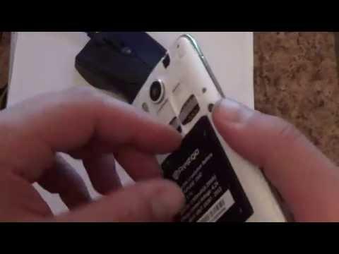 Прошивка через MIUI Recovery Prestigio MultiPhone PAP5400 DUO стоковой прошивой