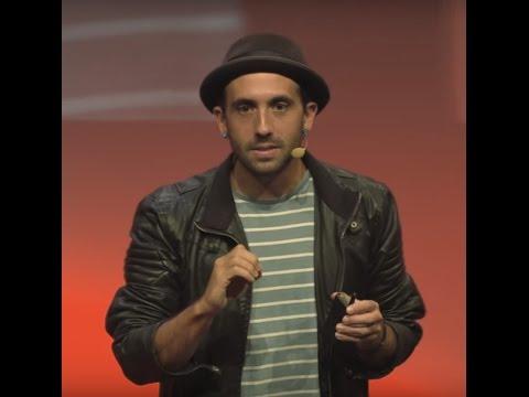 TEDxMarseille De l'étincelle au brasier Philippe Echaroux