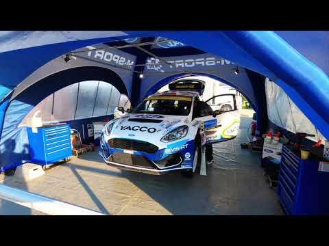 Rallye d'Estonie 2020