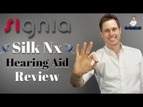 Signia Silk Nx Invisible Hearing Aid Review | Best Invisible Hearing Aids?