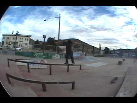 Bisbee skatepark- Paul