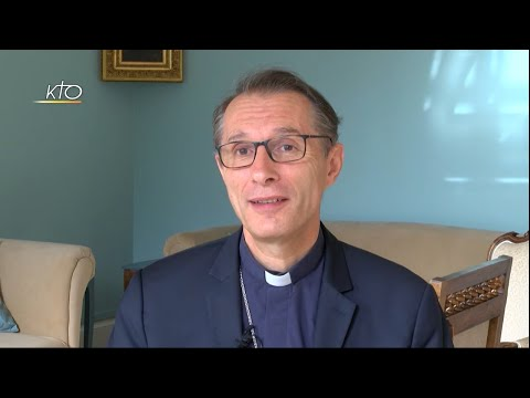 Mgr Nicolas Brouwet, nouvel évêque de Nîmes, Uzès et Alès