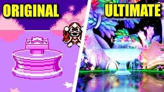 Super Smash Bros. Ultimate - Origin of All Melee Stages
