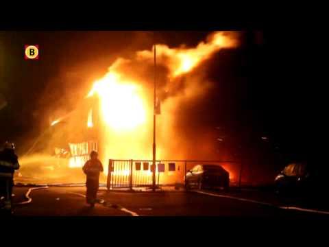 Miljoenenschade door brand in Oss