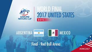 ARGENTINA VS MEXICO -  FINAL BOYS -  HIGHLIGHTS  - DANONE NATIONS CUP 2017