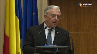 Guvernatorul BNR: România se preocupă de păstrarea echilibrului macroeconomic