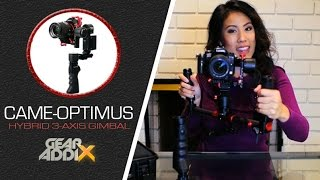 CAME-TV Optimus 3-Axis Gimbal Review & Test Footage