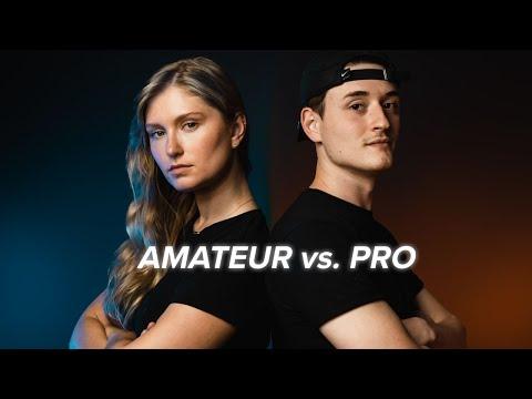AMATEUR vs. PRO GRAPHIC DESIGNER