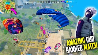 Amazing Duo Ranked Gameplay | Amazing Headshots And Rush Moments | Garena Free Fire @P.K. GAMERS
