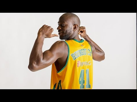 Dunk of the night: Nobel Boungou-Kolo, Limoges CSP