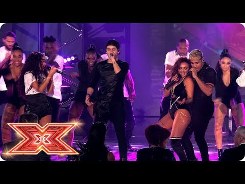 Download Little Mix Bring The Power Cnco To The X Factor Final Final The X Factor 2017