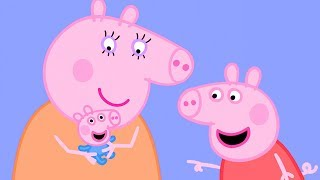 Peppa Pig Official Channel   Baby George Pig at the Olden Days
