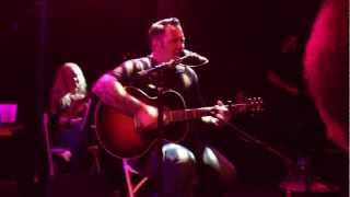 "Face to Face - ""The Devil You Know (God is a Man)"" live acoustic @ the Troubadour"