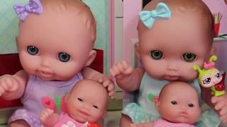Пупсики Играют в Куклы Катают на Коляске Зырики ТВ Игрушки Детский канал