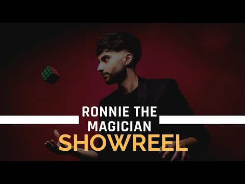 Ronnie The Magician Video