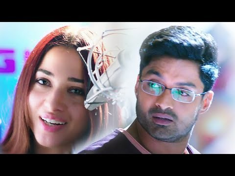 Naa Nuvve - Movie Trailer Image