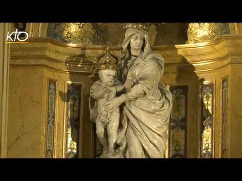 Notre-Dame des Victoires prie pour le futur Pape