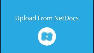 NetDocuments Integration - Bundledocs