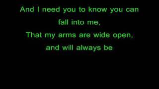 Emerson Drive   Fall Into Me Lyrics!!!
