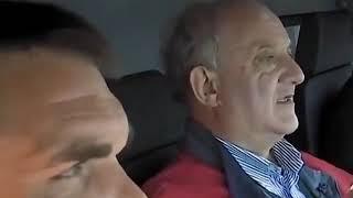 Прикол Путин на КАМАЗе)))