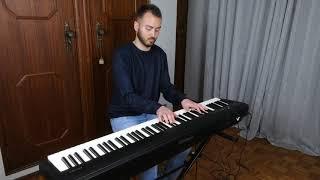Eterno   Anjos | Piano Cover