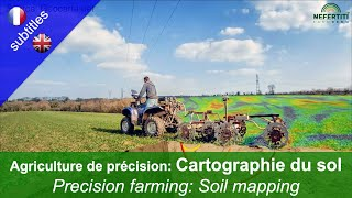 Soil mapping for a more precise application of inputs