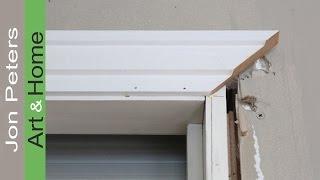 How to Install Window & Door Trim - Casing Made Simple