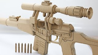 Amazing Detailed | How To Make Cardboard Gun