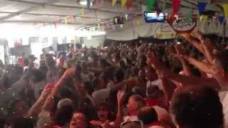 preview picture of video 'Férias de Dax 2012, Bodeguita Los Cantadores, Les lacs du Connemara'