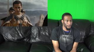 "REACTION to Game of Thrones (HBO) (SEASON 6) Episode 9 ""Battle of the Bastards"" (PART 1 - Opening)"