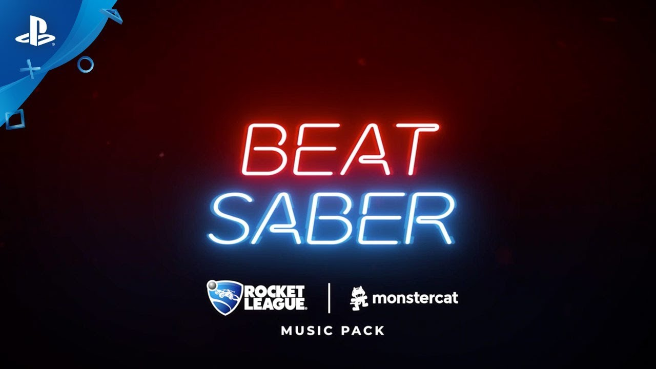 Pumping Beat Saber x Rocket League Mashup Hits PS VR Today