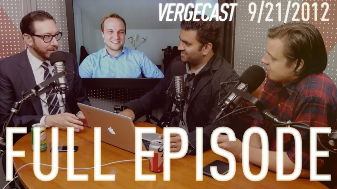 The Vergecast 047: iPhone 5 and getting lost with Apple Maps thumbnail
