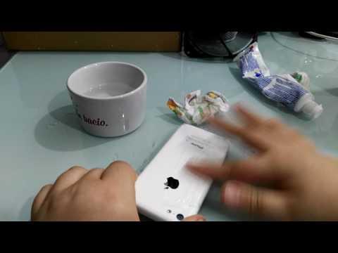 Come rimuovere i graffi dal nostro dispositivo mobile