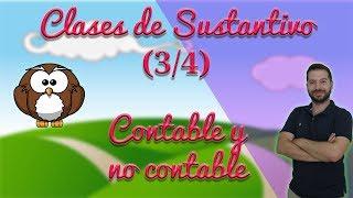 Clases de sustantivos (3/4): concreto y abstracto. (Aprendo y me divierto con Miguel y sus amigos)