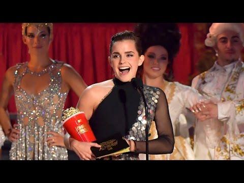 Emma Watson Gives Inspiring Best Movie Actor Speech at 2017 MTV Movie & TV Awards