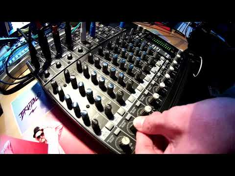 Use a Mackie Mixer as a synthesizer